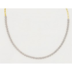 Collier or 750/1000...